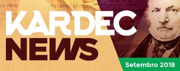 kardec news | setembro 2018 - os tempos são chegados